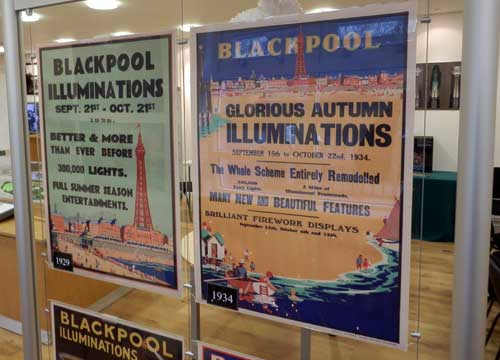 Blackpool Illuminations Exhibition