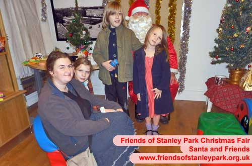 Santa and Friends, Stanley Park Blackpool